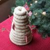 Kransekake (Norwegian Ring Tree Cake)