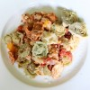 Chicken and Artichoke Tortellini Salad