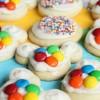 Puffy Sugar Cookies