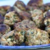 Spinach &#038; Feta Chicken Meatballs