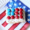 Stars and Stripes Rice Krispie Treats