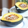 Lentil Soup in Acorn Squash Bowls