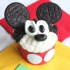 Mickey Mouse Clubhouse Cupcakes