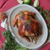 Mexican Style Roast Chicken