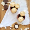 S&#8217;mores Fudge Pops