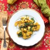 Wilted Kale &#038; Delicata Squash Salad