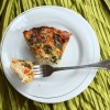 Pass the Prosciutto: Parma Ham & Veggie Quiche with Potato Crust