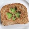 St. Patrick's Day Sandwich