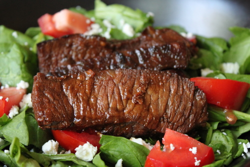 Teriyaki Flank Steak
