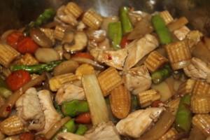 Basic Stir-fry