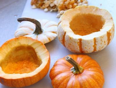 Roasting Pumpkin Seeds - Method