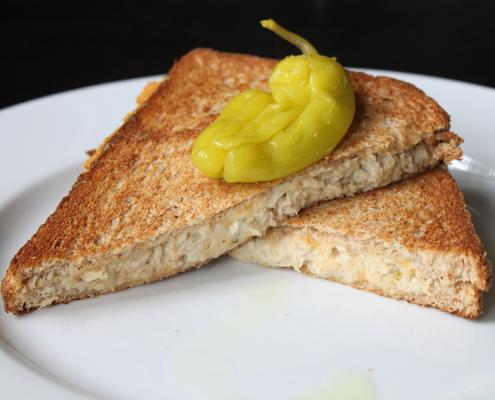Southwest Tunafish Sandwich