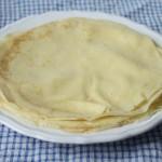 Pannekaken {Norwegian Pancakes}