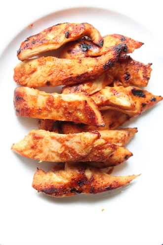 Cajun Fajita Chicken