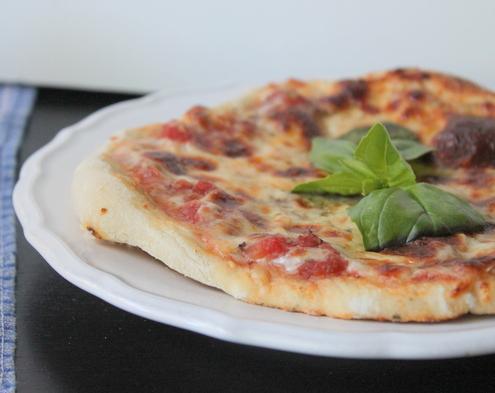 Homemade Neapolitan-Style Pizza