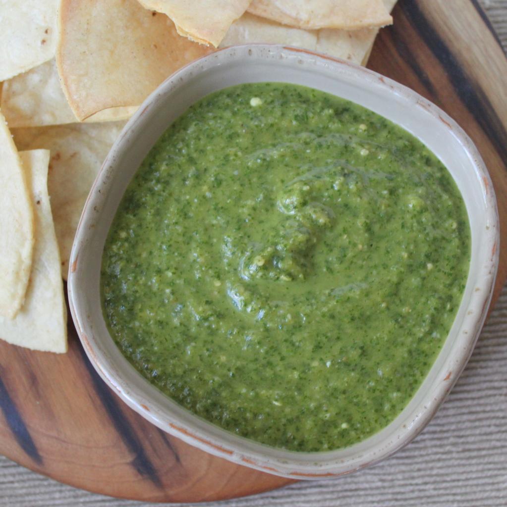 Authentic Salsa Verde Recipe