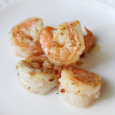 Gambas al Ajillo {Garlic Shrimp}