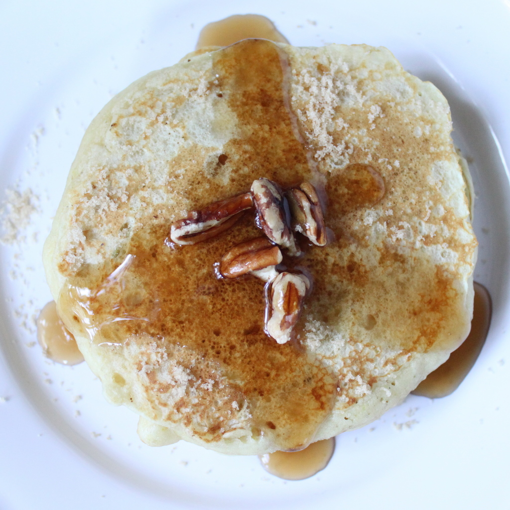 Adding sweet potato or pumpkin purée to your buttermilk pancakes is a ...