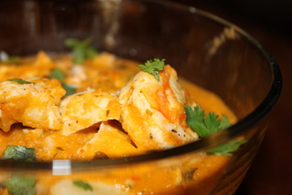 Moqueca de Peixe (Brazilian Fish Stew)