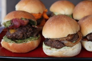 Sliders Assortment