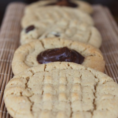 Peanut Butter Cookie Assortment