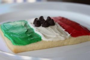 Cinco de Mayo Cookie