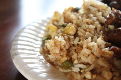 Teppanyaki-Style Fried Rice