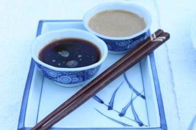 Teppanyaki-Style Dipping Sauces