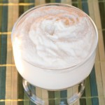 French Vanilla Ice Cream - Soft-Serve Consistency