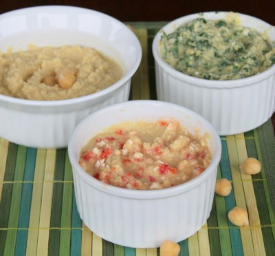 Hummus Assortment