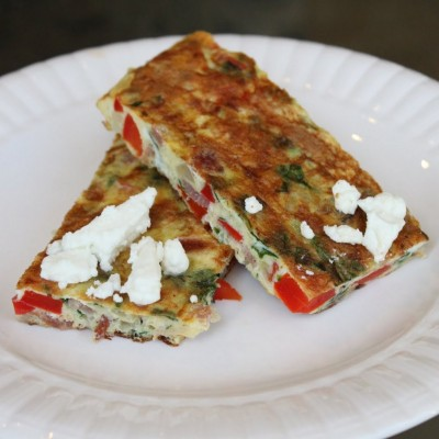 Spinach Frittata