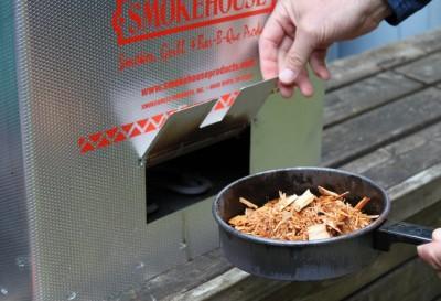 Smoked Salmon-Method