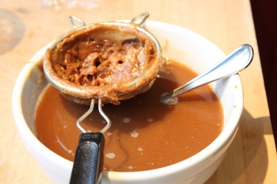 Tamarind - Making the Sauce