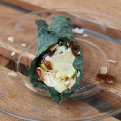 Kale Wraps