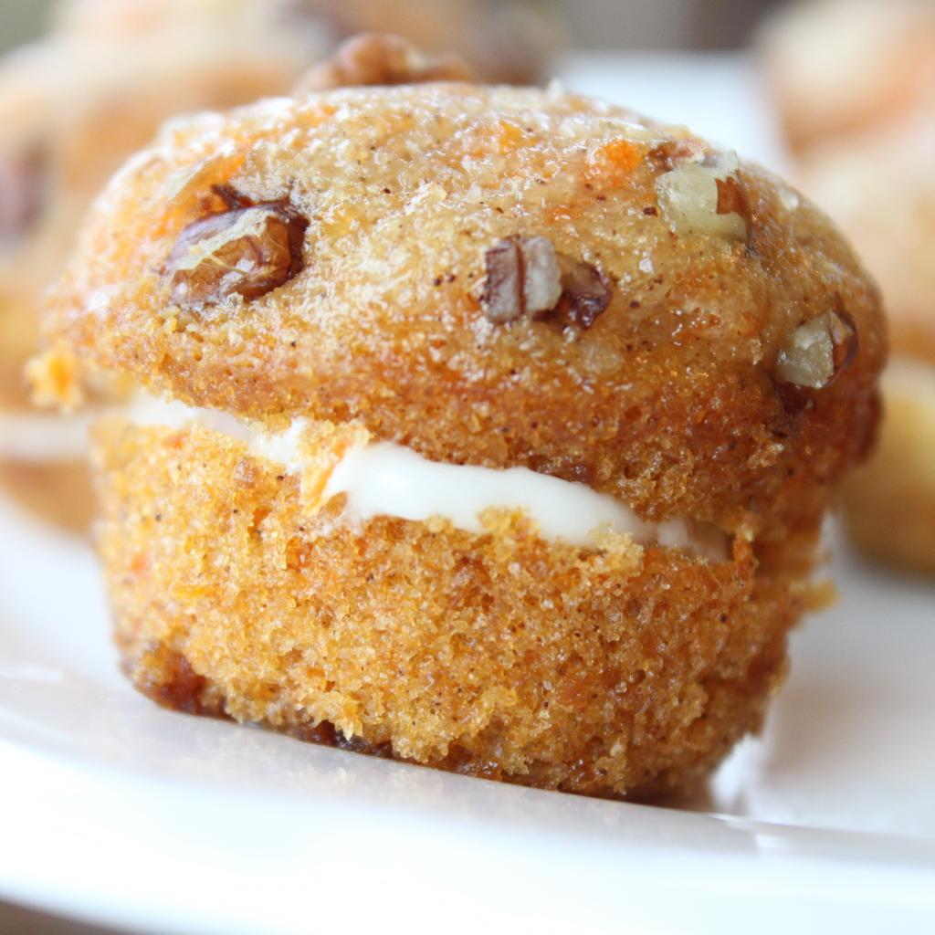 Mini Pumpkin Muffins | Itsy Bitsy Foodies