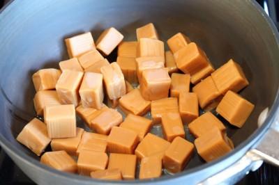 Caramel Apples - Method