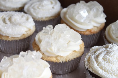 Let It Snow! Cupcakes