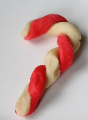 Candy Cane Cookies - Method