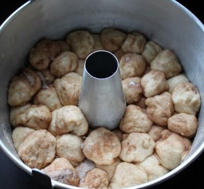 Monkey Bread - Method