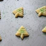 Spritz Cookies - Method