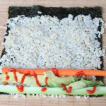 Homemade Sushi - Method