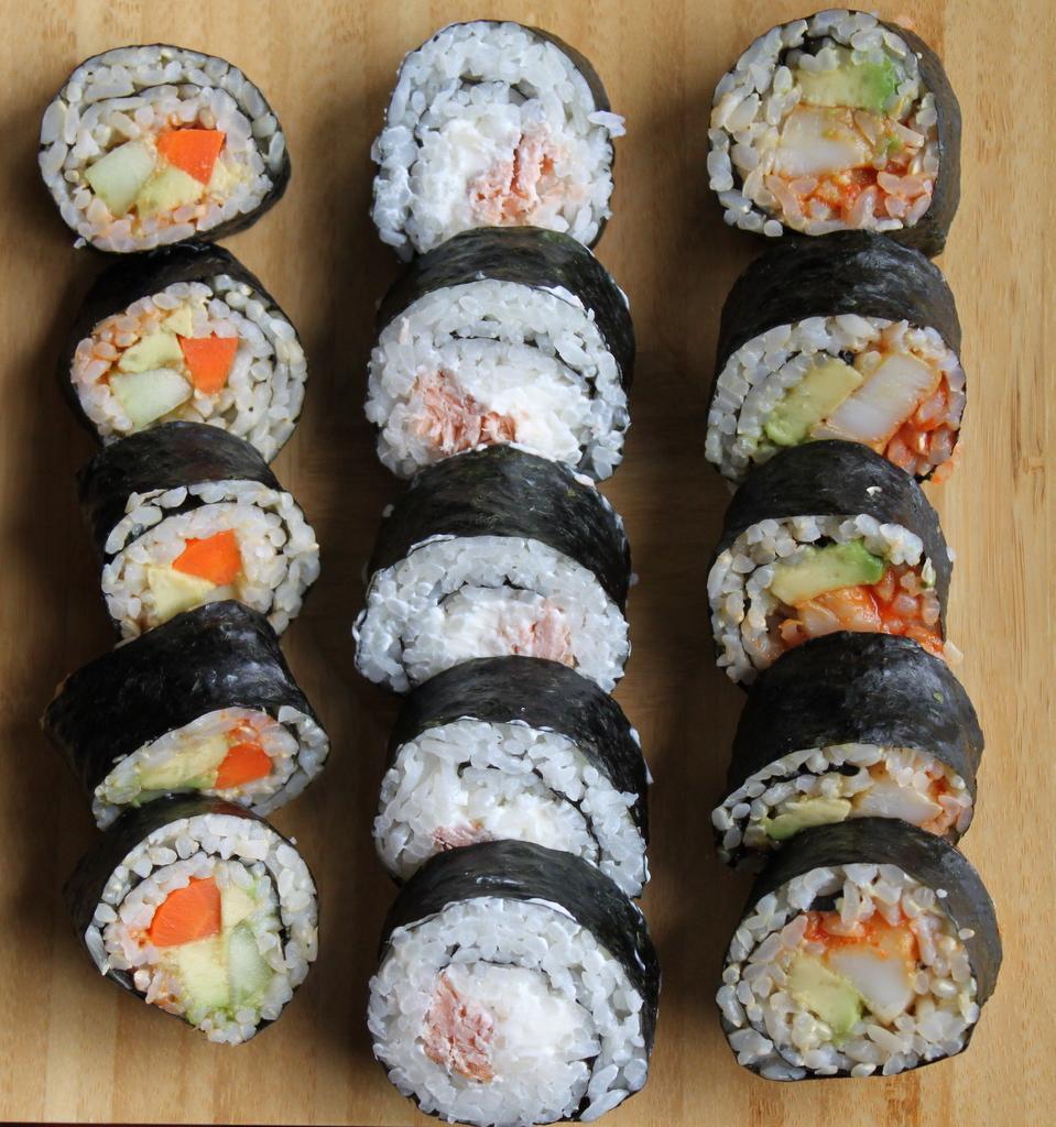 "my favorite food sushi essay Ipsita rai: salads – my favourite colourful food ""the salad world has a lot of varieties to boast of ."