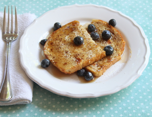 Broiled French Toast