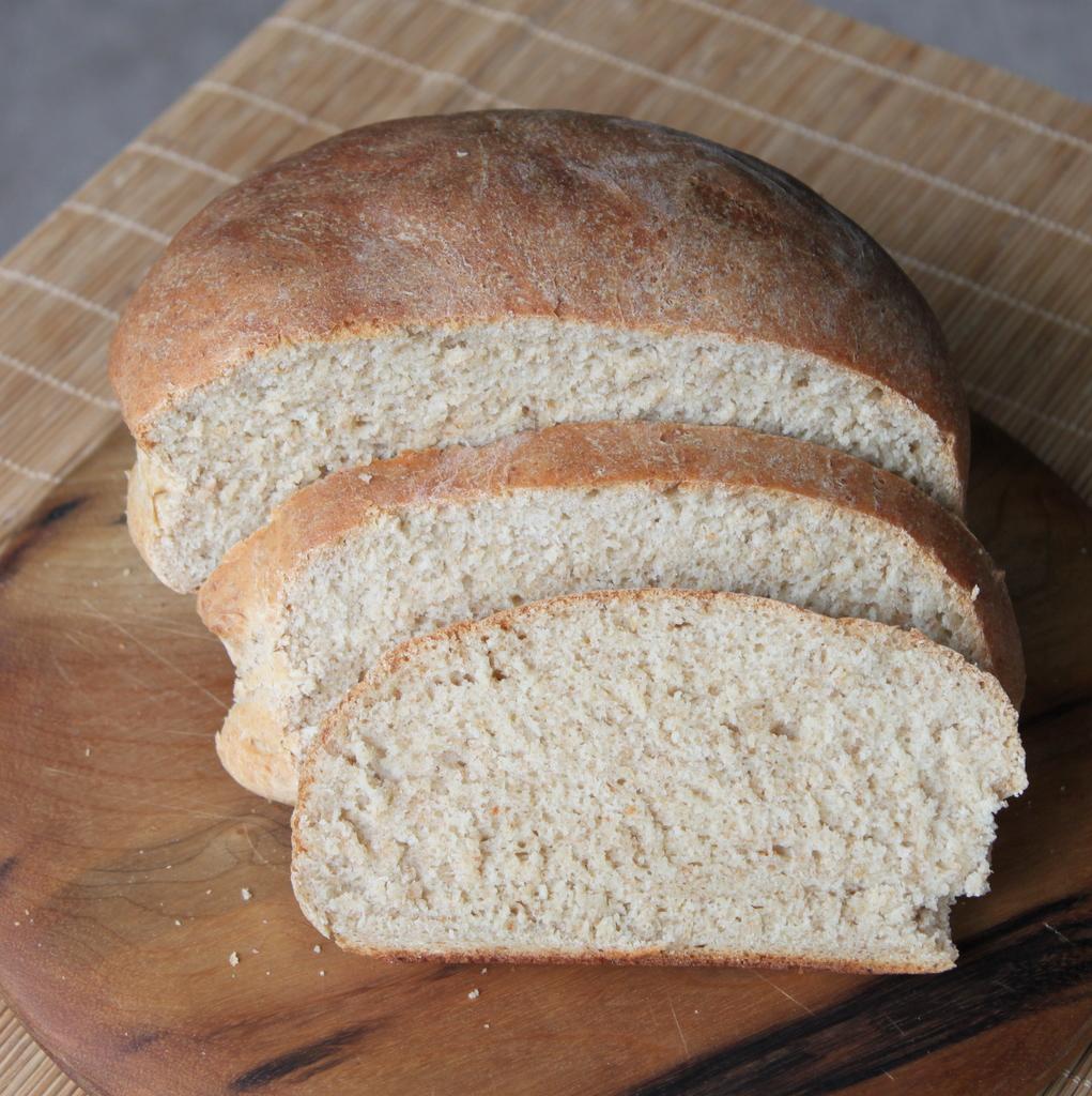 Norwegian Wheat Bread | Itsy Bitsy Foodies