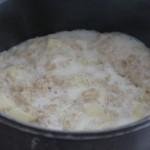 Apple Cinnamon Oatmeal - Method