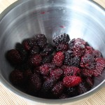 Blackberry Maple Syrup - Method