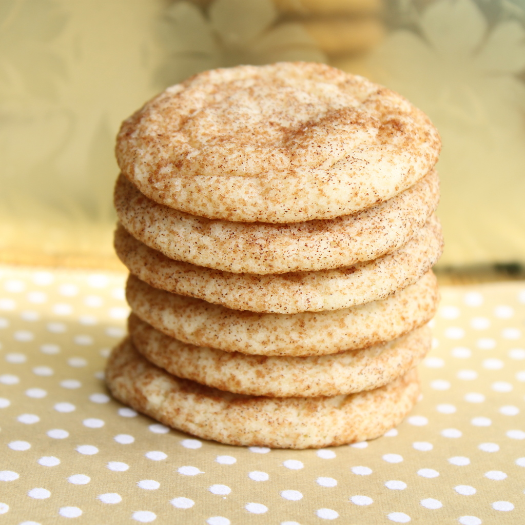 Snickerdoodles | Itsy Bitsy Foodies