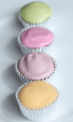 Natural Buttercream Frosting Dyes