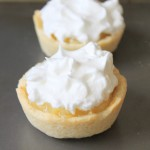 Pineapple Meringue Tarts - Method
