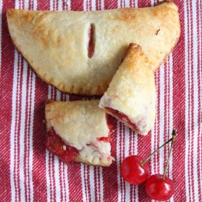 Sour Cherry Hand Pies